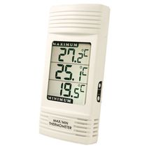 Digital Maximum/Minimum Thermometer
