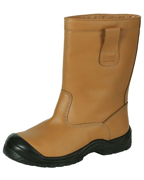 Boot - Classic Rigger Lined Safety