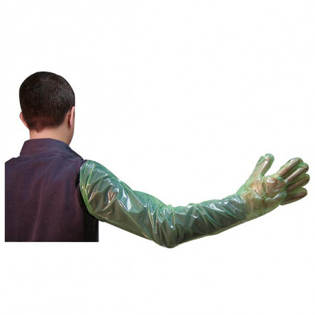 Gloves - Arm Length Disposable Examination