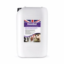 Detergent - OmniGel Heavy Duty Foam/Gel Cleaner