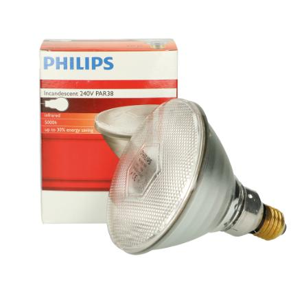 Heat Lamp - PAR Philips