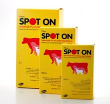 Spot-On Insecticide for Cattle & Sheep